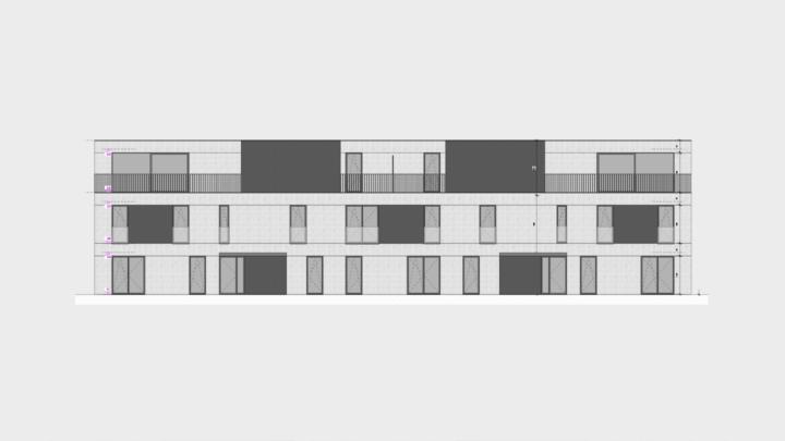 Nieuwbouw appartementen Haacht